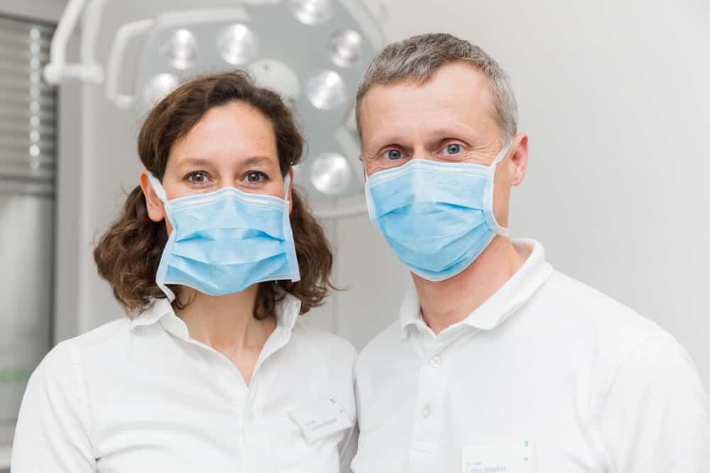 Dr. med. Juliane Wacker & Dr. med. Jörg Wacker
